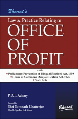 Law & Practice Relating to Office of Profit