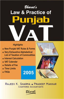 Law & Practice of Punjab VAT