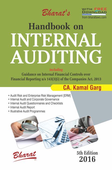 handbook on internal auditing with free download of practical information
