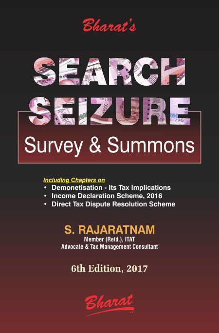 Search, Seizure Summons & Survey