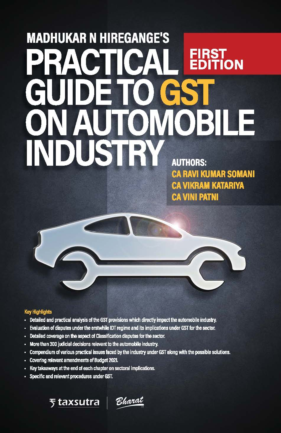 Practical Guide to G S T on Automobile Industry