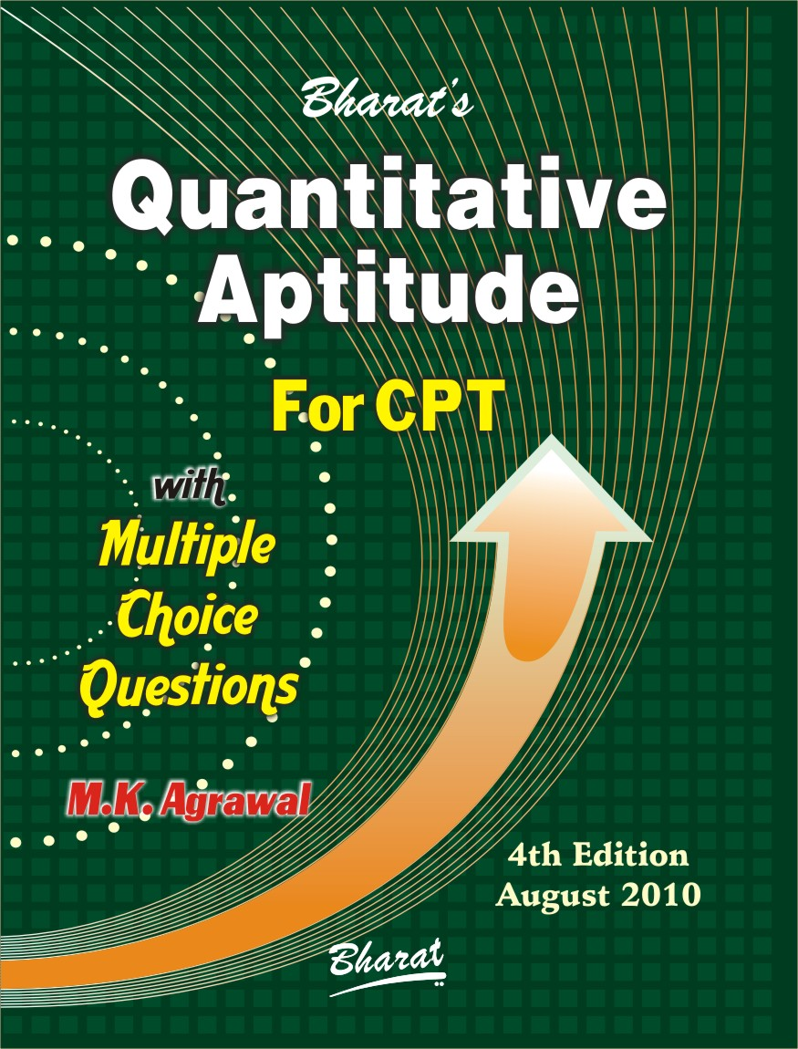Buy QUANTITATIVE APTITUDE with Multiple Choice Questions