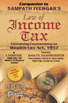 Buy Sampath Iyengar's Law of INCOME TAX [Vol. 9: Containing Commentary on Wealth Tax Act, 1957]