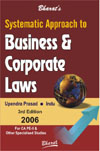 Buy Systematic Approach to BUSINESS & CORPORATE LAWS