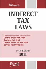 Buy INDIRECT TAX LAWS