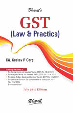 Buy GST (Law & Practice)