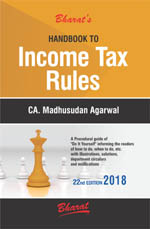 Buy Handbook to INCOME TAX RULES