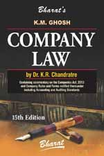 Buy COMPANY LAW (As amended by Companies (Amendment) Act, 2015) (with FREE CD) (Volume 2 Released)