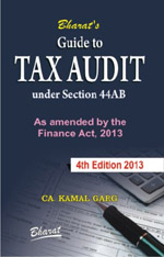 Guide to TAX AUDIT under section 44AB
