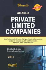 Buy All about PRIVATE LIMITED COMPANIES