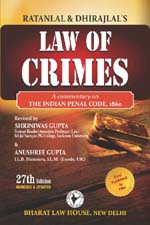 Buy Law of CRIMES