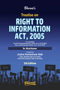 Buy Treatise on Right to Information Act, 2005