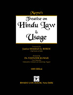HINDU LAW & USAGE
