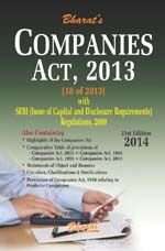 COMPANIES ACT, 2013 with SEBI (ICDR) Regulations