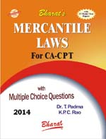 Buy MERCANTILE LAWS (for CA CPT)