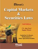 Buy CAPITAL MARKET & SECURITIES LAWS