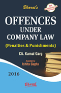 Buy OFFENCES under Company Law (Penalties & Punishments)