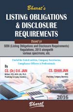 Buy LISTING OBLIGATIONS & DISCLOSURE REQUIREMENTS
