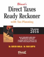 Buy DIRECT TAXES READY RECKONER