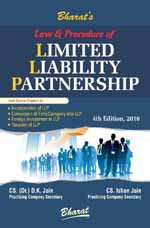 Buy Law & Procedure of LIMITED LIABILITY PARTNERSHIP