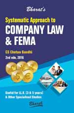 Buy Systematic Approach to COMPANY LAW & FEMA