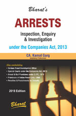 ARRESTS under the Companies Act, 2013