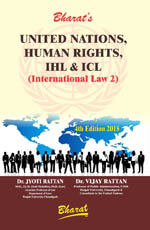 Buy UNITED NATIONS, HUMAN RIGHTS, IHL & ICL (International Law 2)
