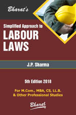 Buy Simplified Approach to LABOUR LAWS