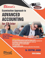 Examination Approach to ADVANCED ACCOUNTING (For CA Inter)