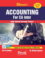 ACCOUNTING (For CA Inter) (Group I, Paper 1)