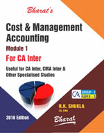 COST & MANAGEMENT ACCOUNTING (in 2 Modules)