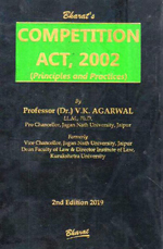 Buy COMPETITION ACT, 2002 (Principles and Practices)