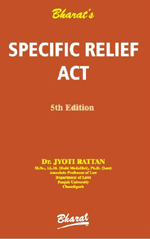 Law of SPECIFIC RELIEF
