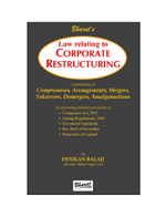 Law relating to CORPORATE RESTRUCTURING