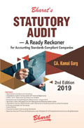 STATUTORY AUDIT — A READY RECKONER for Accounting Standards Compliant Companies