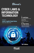 Buy Cyber Laws & Information Technology (For LL.B.)