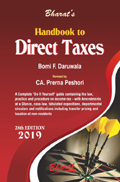 Handbook to DIRECT TAXES