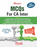 Buy MCQs for CA Inter on CORPORATE & OTHER LAWS; DIRECT/INDIRECT TAX LAWS; AUDITING & ASSURANCE; ENTERPRISE INFORMATION SYSTEMS & SM