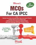 Buy MCQs for CA IPCC on Business Laws, Ethics & Communication; Taxation; Auditing & Assurance;Information Technology & Strategic Management