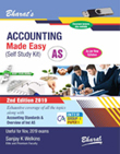 Buy ACCOUNTING Made Easy (Self Study Kit) [For CA Intermediate-Group I (Paper 1)]