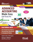 Buy ADVANCED ACCOUNTING Made Easy (Self Study Kit) [For CA Inter Group II (Paper 5)]