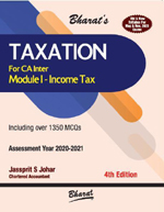 TAXATION (Module-I: INCOME TAX)