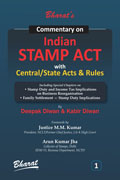 Commentary on Indian  STAMP ACT with Central/State Acts & Rules (in 2 volumes)