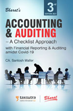 Accounting & Auditing — A Checklist Approach