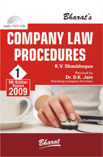 Buy Company Law Procedures in 2 volumes (with FREE CD)