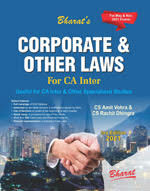 CORPORATE & OTHER LAWS for CA Inter