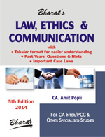 Buy LAW, ETHICS & COMMUNICATION