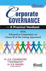 Buy CORPORATE GOVERNANCE -- A Practical Handbook