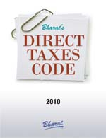 Buy DIRECT TAXES CODE, 2010