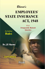 Buy Employees' State Insurance Act, 1948 with FAQs